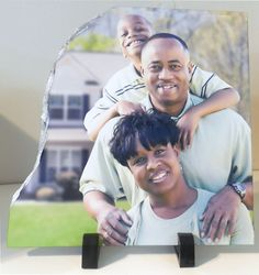 Slate Custom photo slate Personalized gift Custom print Unique gifts Pictures Sublimation  Personalized Plaque Photo personalized by KALUCAart on Etsy