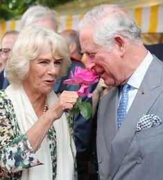 Welch wundervolle Nachrichten von Prinz Charles und Camilla! In knapp einer Woche geben sich Prinz Harry und Meghan Markle endlich das