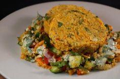Wasabi-Chickpea-Chia-Veggie-Burgers-with-Quinoa-Taboulleh-csm