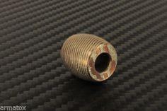 Collectible-Solid-Bi-metal-MOKUME-GANE-1-Bead-Knife-Paracord-Lanyard