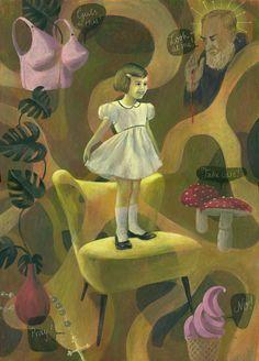 illustration by Alice Wellinger