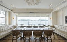 The House Hotel Bosphorus - Lounge -Boardroom Style