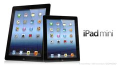 iPad mini - apple just makes products, and consumers just buy it.