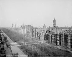 Commonwealth Ave., Boston in 1902