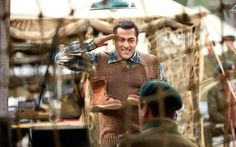 Tubelight is largely copied from the 2015 release Little Boy, where a young son's faith brings his father back from war.