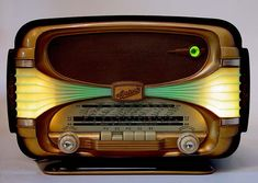beautiful antique radios - Google Search