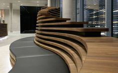 Hugo Boss - Reception Desk & Lounge: LIGANOVA - Google Search