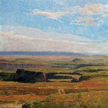 George Carlson paintings | George Carlson