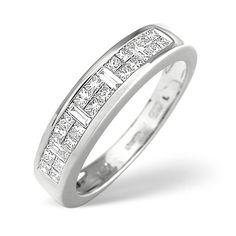 Saul Anthony 0.50 Carat Two Row Diamond Half Eternity Ring In 18 Carat White Gold Superior diamond jewellery made with hand picked high quality diamonds and beautifully presented. http://www.comparestoreprices.co.uk/gold-jewellery/saul-anthony-0-50-carat-two-row-diamond-half-eternity-ring-in-18-carat-white-gold.asp