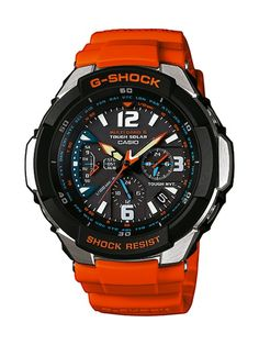 GW-3000M-4AER #Casio #GShock #Premium #RoyalAirForce
