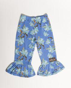 Matilda Jane Clothing Marlin Pants size 12 month