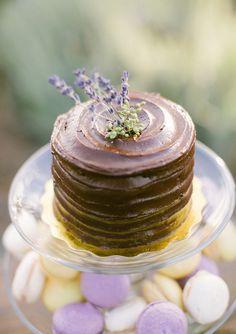 Lavender farm wedding inspiration | Photo by Kimberly Chau | Read more - http://www.100layercake.com/blog/?p=66916