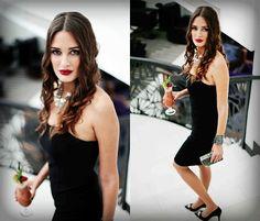 Amina Allam - Banana Republic Total Look - Still celebrating 2013