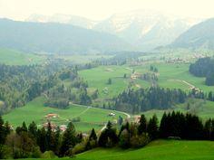 #Bawaria, #Wycieczka do Bawarii #Zwiedzanie Bawarii, Alpenstraße - Szosa Alpejska