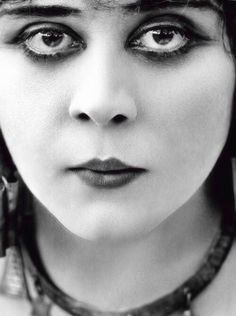 """ Theda Bara Promo for: Cleopatra (1917) """