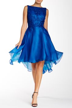 Cocktail Dress by ML Monique Lhuillier on @nordstrom_rack