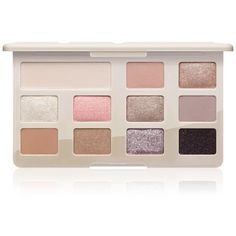 Too Faced White Chocolate Chip Eye Shadow Collection (610 HNL) ❤ liked on Polyvore featuring beauty products, makeup, eye makeup, eyeshadow, beauty, eye shadow, eyes, fillers, open and too faced cosmetics