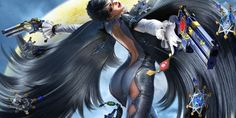 Bayonetta Goes 8-Bit in a New Browser Game • Load the Game