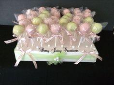 Cake pops! #berryjuicycreations