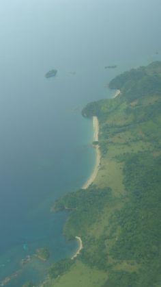 Capurganá, Chocó, Colombia Pacific Coast