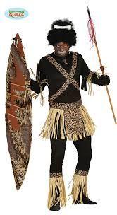 Image result for disfraz tribu africana