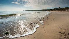 A view of Studland Beach, Dorset