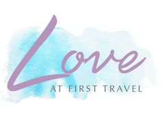 Love at First Travel - Destination Wedding and Honeymoon Planner in Edmonton Canada! Travel Agent & Destination Wedding Travel Plans are my specialty! New year = new logo and brand for me!
