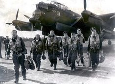 Solved after 70 years: The mystery of the missing Lancaster Bomber Crew