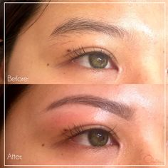 Brows by Denai - Beverly Hills Chella Brow Bar inside Nail Bar & Beauty Lounge #brows #thenailbarbeverlyhills #beverlyhills