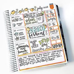 Be sure to llamaletters if you re in to handlettering, planning, creativity and honesty. If you d like your own Erin Condren Planner Layout, Goals Planner, Planner Pages, Happy Planner, Planner Stickers, Planner Ideas, Planner Doodles, Bujo, Digital Bullet Journal