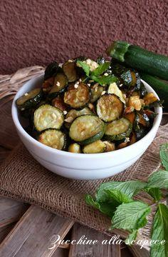 Zucchine alla scapece, ricetta campana il mondo di adry