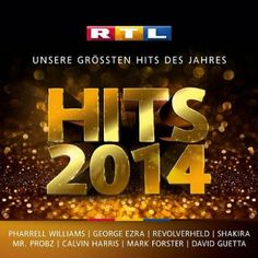 RTL Hits 2014 (2 CD) (2014) mp3 - 320 kbps