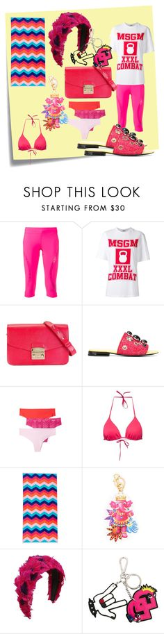 """""""amazing set"""" by denisee-denisee ❤ liked on Polyvore featuring Post-It, adidas, MSGM, Furla, Toga, Calvin Klein Underwear, ONIA, Sunnylife, Moschino and Nanà Firenze"""