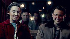 Saoirse Ronan & Emory Cohen Brooklyn (2015) dir. John Crowley
