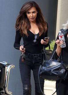 Naya Rivera     #Glee