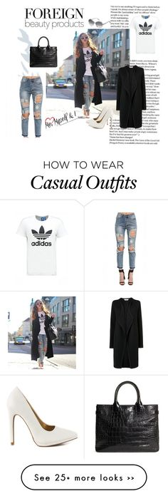 """Casual"" by sadel-alic1 on Polyvore"
