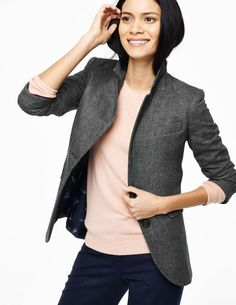 Chelsea Jacket from Boden New British. Nice blazer for professional setting