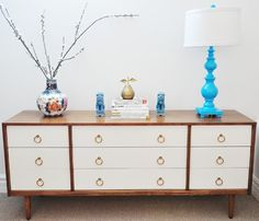 Fabric Paper Glue: Before & After: Ikea Malm Nightstand Makeover