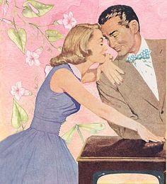 Casal, Romanticismo, Enamorado