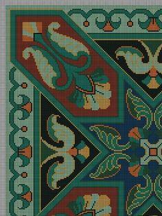 Needlepoint Pillows, Cross Stitch, Embroidery, Patterns, Vintage, Punto De Cruz, Dots, Needlepoint, Block Prints