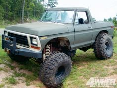 Ford Bronco Pictures Gallery   Latest Car Pictures