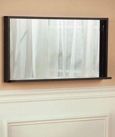 Decorative Mirror with ledge