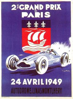 1949 Paris GP
