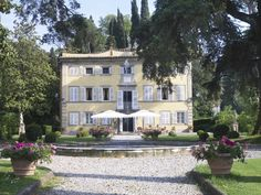 Villa Lena, luxury country residence in Tuscany