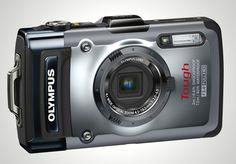 Olympus TOUGH TG-1 iHS Waterproof Compact Camera Incoming