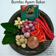 Base Foods, I Foods, Indian Food Recipes, Asian Recipes, Sambal Recipe, Western Food, Malaysian Food, Indonesian Food, Indonesian Recipes