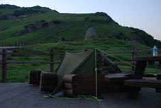 Tent........