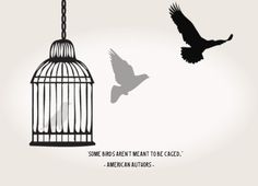 1000 shawshank redemption quotes on pinterest the for Some birds aren t meant to be caged tattoo