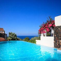 Sizilien: Romantisches Hotel Hotel Signum - Malfa, Italien