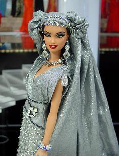 OOAK Barbie NiniMomo's Miss Morocco 2011